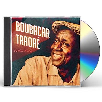 Boubacar Traore DOUNIA TABOLO CD