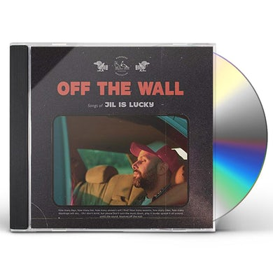 Jil Is Lucky OFF THE WALL CD