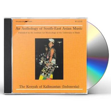 Field Musicians KENYAH OF KALIMANTAN CD
