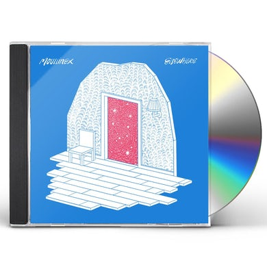 Moullinex ELSEWHERE CD