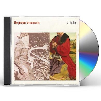 Proper Ornaments 6 LENINS CD
