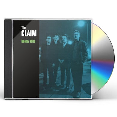 Claim BOOMY TELLA CD