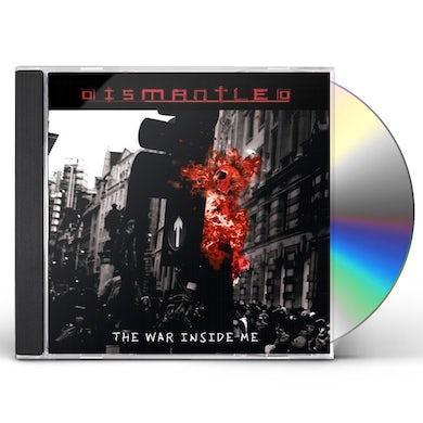 WAR INSIDE ME CD