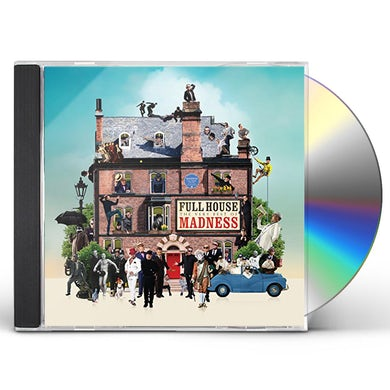 FULL HOUSE: VERY BEST OF MADNESS CD