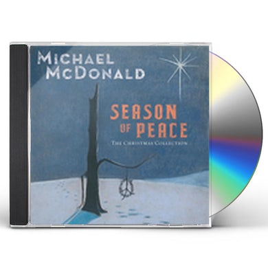 Michael McDonald SEASON OF PEACE - CHRISTMAS COLLECTION CD