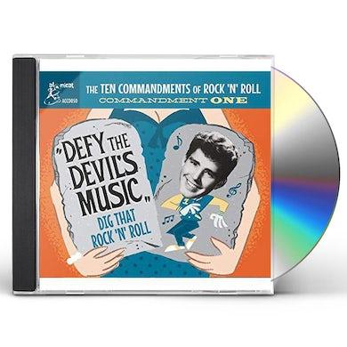 Various Artists     TEN COMMANDMENTS OF ROCK 'N' ROLL 6 / VARIOUS CD