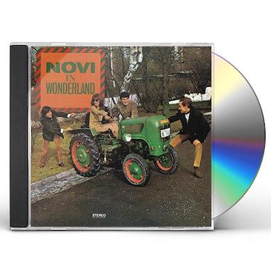 Novi Singers NOVI IN WONDERLAND CD