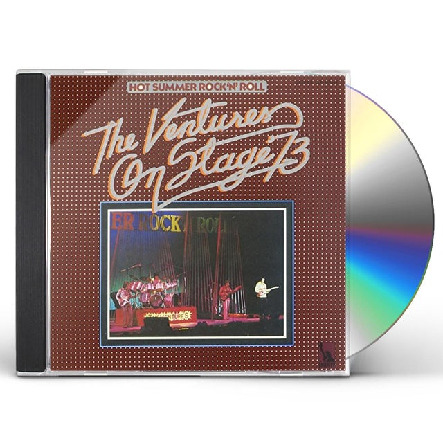 Ventures ON STAGE 73 CD