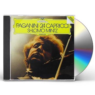 Shlomo Mintz PAGANINI: 24 CAPRICCI CD