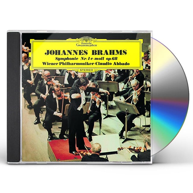 Claudio Abbado BRAHMS: SYMPHONY NO.1 CD