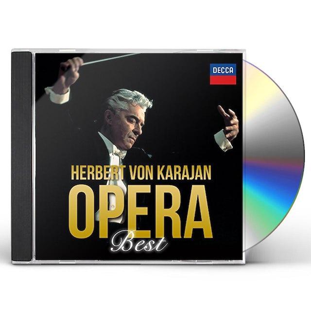 Herbert Von Karajan KARAJAN OPERA BEST CD