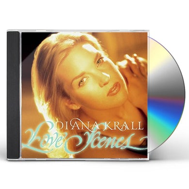 Diana Krall LOVE SCENES: LIMITED CD