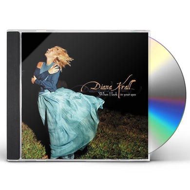 Diana Krall WHEN I LOOK IN YOUR EYES: LIMITED CD