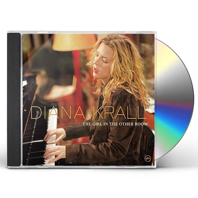 Diana Krall GIRL IN THE OTHER ROOM: LIMITED CD