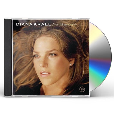 Diana Krall FROM THIS MOMENT ON: LIMITED CD
