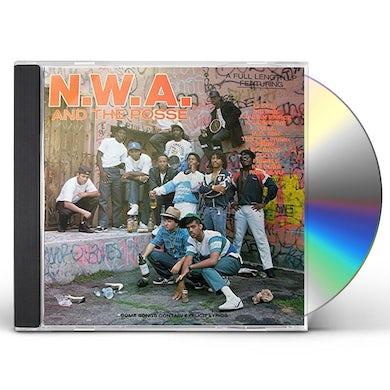 N.W.A. & THE POSSE CD