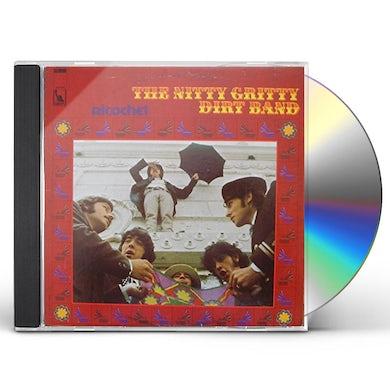 Nitty Gritty Dirt Band RICOCHET CD
