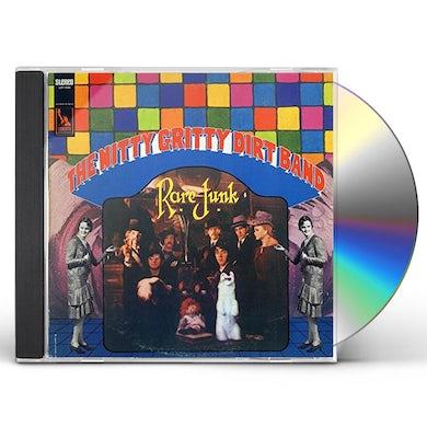 Nitty Gritty Dirt Band RARE JUNK CD