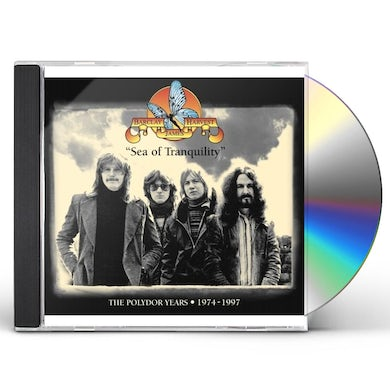 Barclay James Harvest SEA OF TRANQUILITY: POLYDOR YEARS 1974-1997 CD