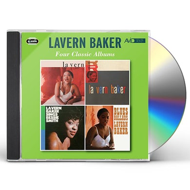 Lavern Baker SINGS BESSIE SMITH CD