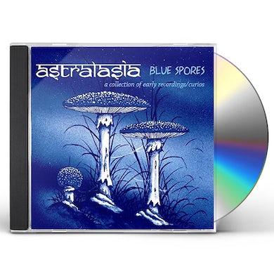 BLUE SPORES CD
