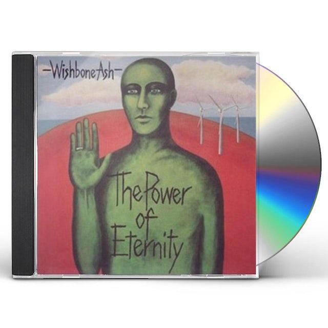 Wishbone Ash POWER OF ETERNITY-DELUXE CD