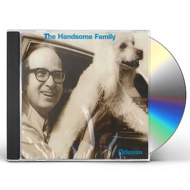 The Handsome Family ODESSA CD