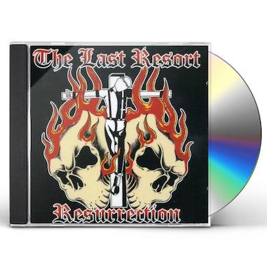 Last Resort RESURRECTION CD