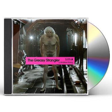 Andrew Hung GREASY STRANGLER / Original Soundtrack CD