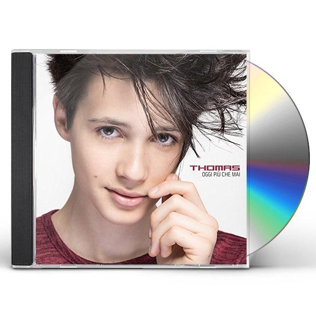 Thomas OGGI PIU CHE MAI CD