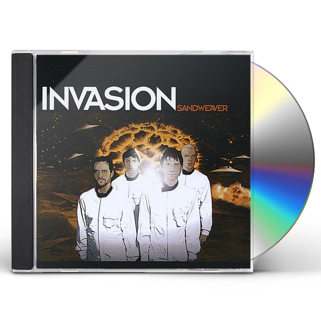 Sandweaver INVASION CD