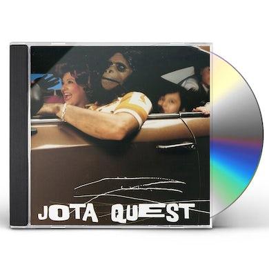 Jota Quest DE VOLTA AO PLANETA CD