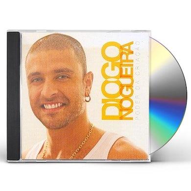 Diogo Nogueira PODER DA CRIACAO CD