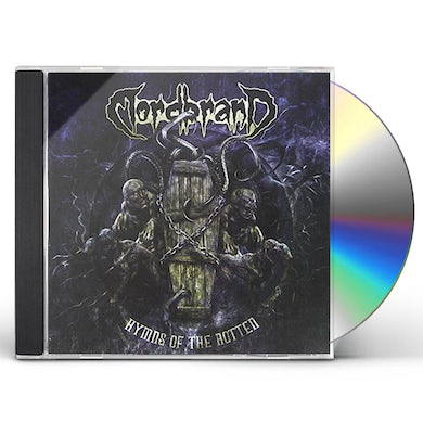 Mordbrand HYMNS OF THE ROTTEN CD