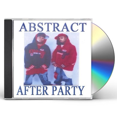 Abstract AFTER PARTY CD