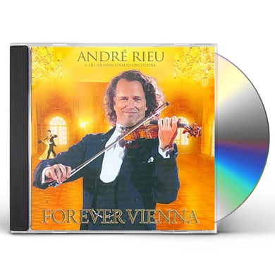 Andre Rieu Forever Vienna (CD/DVD Combo) (Deluxe Edition) CD