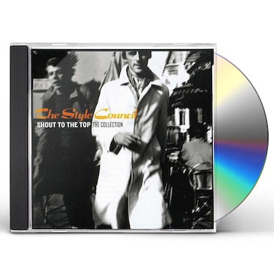 Style Council SHOUT TO THE TOP: THE COLLECTION CD