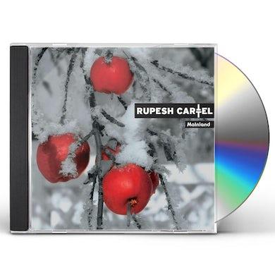 Rupesh Cartel MAINLAND CD