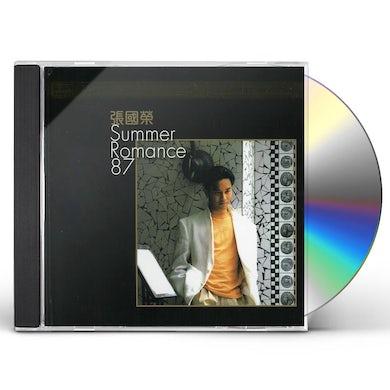Leslie Cheung SUMMER ROMANCE 1987-K2HD MASTERING CD