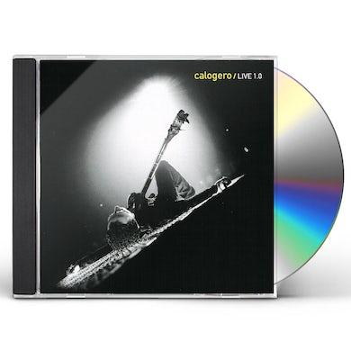 Calogero LIVE 1.0 CD