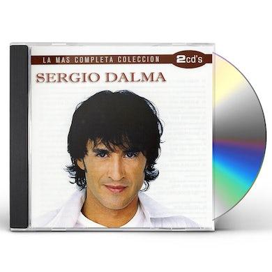 Sergio Dalma LA MAS COMPLETA COLECCION CD
