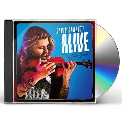 ALIVE - MY SOUNDTRACK CD