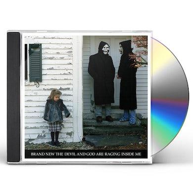 Brand New DEVIL & GOD ARE RAGING INSIDE ME CD