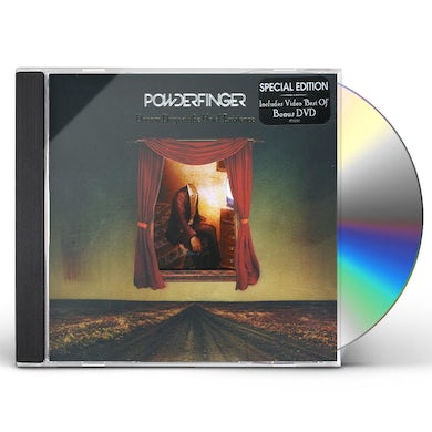 Powderfinger DREAM DAYS AT THE HOTEL EXISTENCE CD