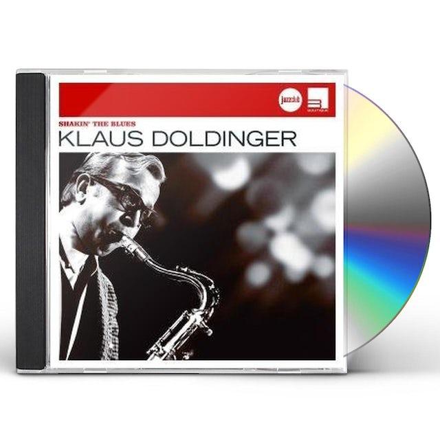 Klaus Doldinger SHAKIN THE BLUES CD