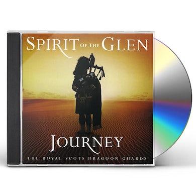 Royal Scots Dragoon Guards SPIRIT OF THE GLEN: JOURNEY CD