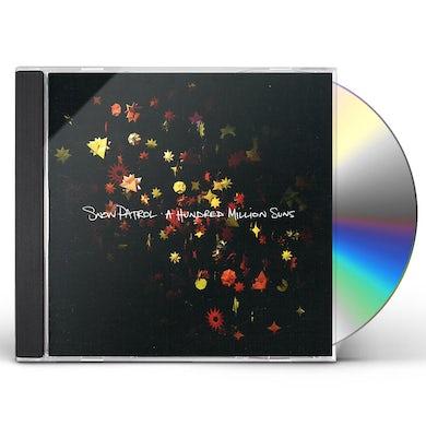 Snow Patrol HUNDRED MILLION SUNS CD