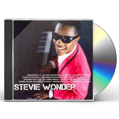 Stevie Wonder  ICON CD