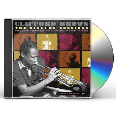 Clifford Brown SINGERS SESSIONS WITH DINAH WASHINGTON SARAH VAUGH CD