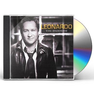 Leonardo VIVO APAIXONADO CD